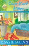 Close Knit Killer (A Knitting Mystery, #11) - Maggie Sefton