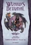 Wizard's Betrayal (Trinistyr Trilogy, Vol. 2) - Jeff Sampson