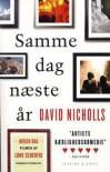 Samme dag næste år - David Nicholls