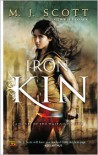 Iron Kin (The Half-Light City #3) - M.J. Scott