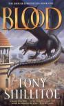 Blood (The Ashuak Chronicles, #1) - Tony Shillitoe