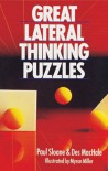 Great Lateral Thinking Puzzles - Paul Sloane, Des MacHale