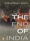 End of India - Khushwant Singh