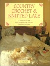 Country Crochet And Knitted Lace - Jan Eaton