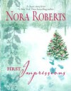 First Impressions (Language of Love) - Nora Roberts