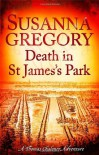 Death in St James's Park - Susanna Gregory