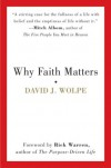 Why Faith Matters - David J. Wolpe