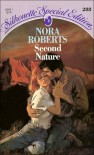 Second Nature (Celebrity Magazine #1) (Silhouette Special Edition #288) - Nora Roberts