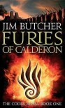 Furies of Calderon (Codex Alera #1) - Jim Butcher