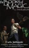 The Books of Magic #1: The Invitation (Books of Magic (EOS)) - Carla Jablonski