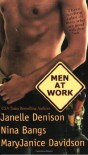 Men at Work - Janelle Denison, Nina Bangs, MaryJanice Davidson