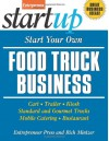 Start Your Own Food Truck Business - Rich Mintzer