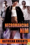 Necromancing Nim - Katriena Knights
