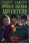 Pirate Island Adventure (Liza, Bill & Jed Mysteries) - Peggy Parish