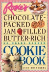 Rosie's Bakery Chocolate-Packed, Jam-Filled, Butter-Rich, No-Holds-Barred Cookie Book - Judy Rosenberg, Nan S. Levinson, Rosie's Bakery, Sara Love