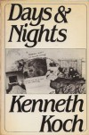 Days and Nights - Kenneth Koch
