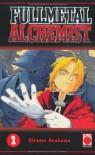 Fullmetal Alchemist 1 - Hiromu Arakawa