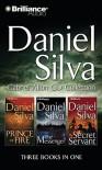Omnibus: Prince Of Fire / The Messenger / The Secret Servant - Daniel Silva