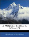 A Modern Midas: A Romance - Mór Jókai, Emma Herzog