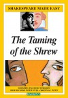 The Taming of the Shrew (Shakespeare Made Easy) - Gayle Holste, William Shakespeare