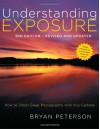 Understanding Exposure: How to Shoot Great Photographs with Any Camera - Bryan Peterson