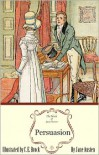 Persuasion: The Illustrated Edition (nookbook ) - Jane Austen