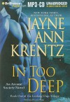 In Too Deep (Arcane Society, #10)  - Jayne Ann Krentz, Joyce Bean