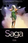 Saga Volume 4 - Brian K. Vaughan, Fiona Staples