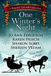 One Winter's Night: A Regency Yuletide - Sharon Sobel, Karen Frisch, Jo Ann Ferguson, Shereen Vedam