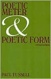 Poetic Meter and Poetic Form - Paul Fussell