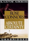 Absolute Certainty - Rose Connors