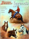 Legends, Volume 5: Outstanding Quarter Horse Stallions and Mares - Alan Gold, Frank Holmes, Sally Harrison, Ty Wyant