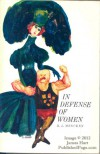 In defense of women (Time reading program special edition) - H. L Mencken