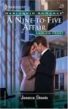 A Nine-To-Five Affair (Harlequin Romance Large Print) - Jessica Steele