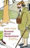 Bummel durch Deutschland - Mark Twain, Hans Traxler