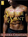 Mac's Angels: Sinner and Saint: A Loveswept Classic Romance - Sandra Chastain