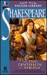Two Gentlemen of Verona (Rev. Folger Ed.) - Paul Werstine, Barbara A. Mowatt, William Shakespeare