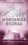 Morderisk Bedrag - Dan Brown, Ingeborg Christensen