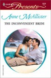 The Inconvenient Bride - Anne McAllister