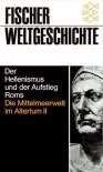 Der Hellenismus und der Aufstieg Roms: Die Mittelmeerwelt im Altertum II - Pierre Grimal