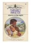 Storm In The Night (Harlequin Presents #660) - Margaret Pargeter