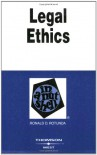 Legal Ethics in a Nutshell (West Nutshell Series) - Ronald D.Rotunda