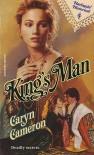 King's Man (Harlequin Historical, #106) - Caryn Cameron