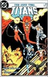The New Teen Titans: The Terror of Trigon - Marv Wolfman, George Pérez, Romeo Tanghal
