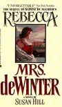 Mrs. de Winter - Susan Hill, Susan Hill Long