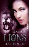 Lions- Leichte Beute - Shelly Laurenston