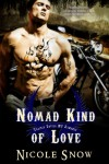 Nomad Kind of Love: Prairie Devils MC Romance (Outlaw Love) - Nicole Snow