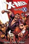 X-Men: Nation X - Scott Snyder, James Asmus, Jim Barber, Tim Fish, Simon Spurrier, Matt Fraction, C.B. Cebulski, Greg Land, Terry Dodson, Becky Cloonan