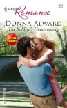The Soldier's Homecoming (Harlequin Romance) - Donna Alward