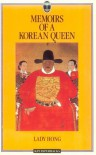Memoirs of a Korean Queen - Lady Hong